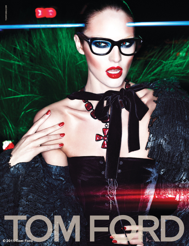 Tom Ford Autumn/Winter 2011 Ad Campaign: Candice Swanepoel and Jon Kortajarena by Mert & Marcus 45106 la