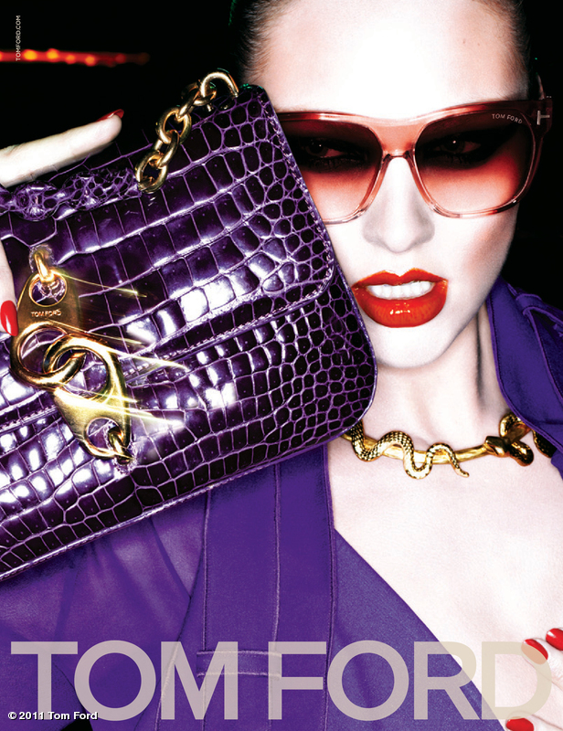 Tom Ford Autumn/Winter 2011 Ad Campaign: Candice Swanepoel and Jon Kortajarena by Mert & Marcus 45107 la