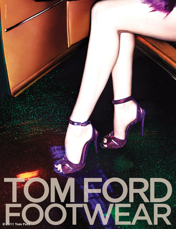 Tom Ford Autumn/Winter 2011 Ad Campaign: Candice Swanepoel and Jon Kortajarena by Mert & Marcus 45108 la
