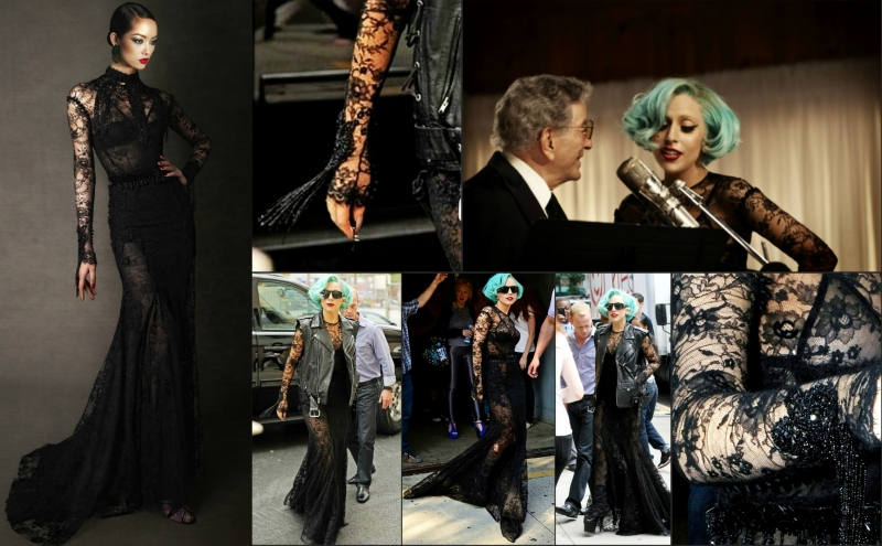 Post image for Tom Ford's Newest Fan: Lady Gaga!