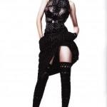 Kim Noorda wearing TOM FORD boots ($3,175), Image via Visual Optimisim