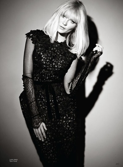 Kirsten Dunst in TOM FORD for Flare Magazine, November 2011 12 maxabadiankirstendunst2