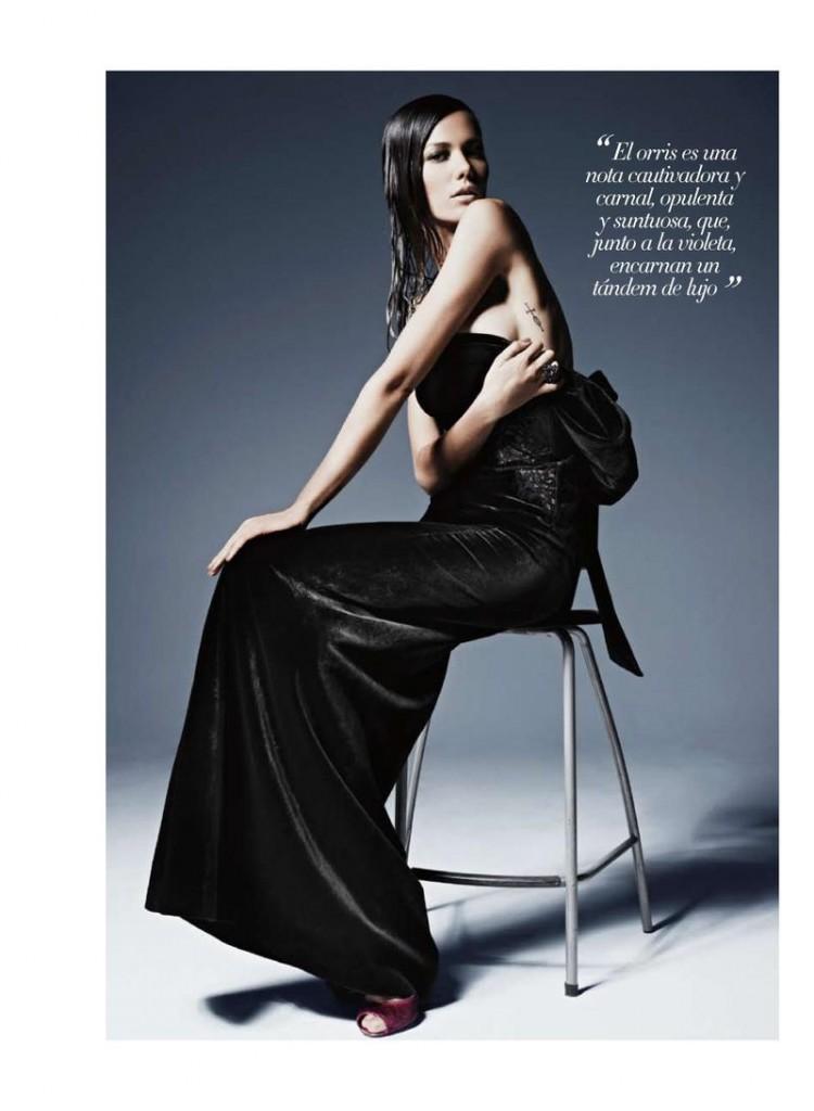 Sheila Marquez wears TOM FORD for Harpers Bazaar Spain 64968 800w 750x1024