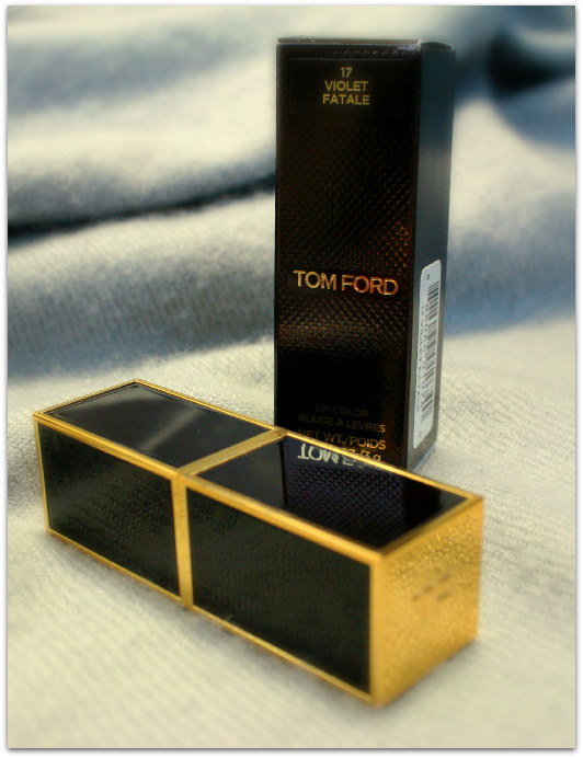 TOM FORD Beauty: Violet Fatale Lip Color Review & Swatches IMG 45251