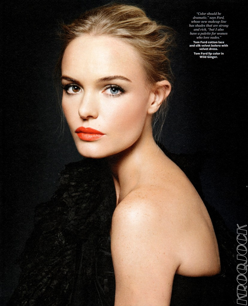 Kate Bosworth wears TOM FORD for InStyle, November 2011 Kate Bosworth.INSTYLE.November 2011.2 828x1024 