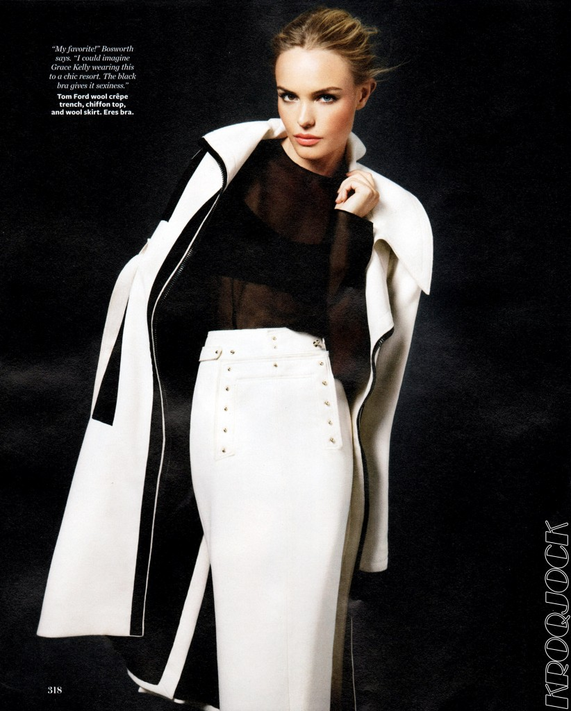 Kate Bosworth wears TOM FORD for InStyle, November 2011 Kate Bosworth.INSTYLE.November 2011.5 822x1024 