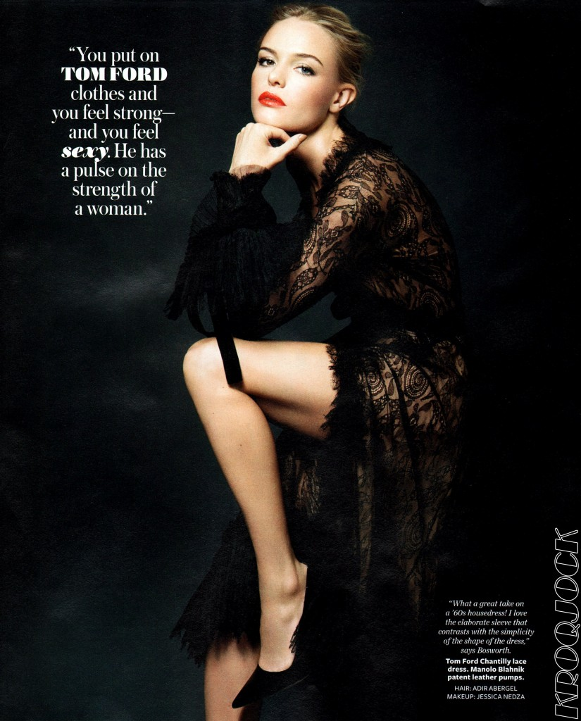 Kate Bosworth wears TOM FORD for InStyle, November 2011 Kate Bosworth.INSTYLE.November 2011.6 825x1024 