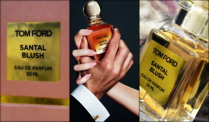 TOM FORD Santal Blush: A Sensual Sandalwood (Review) Picnik collage2 