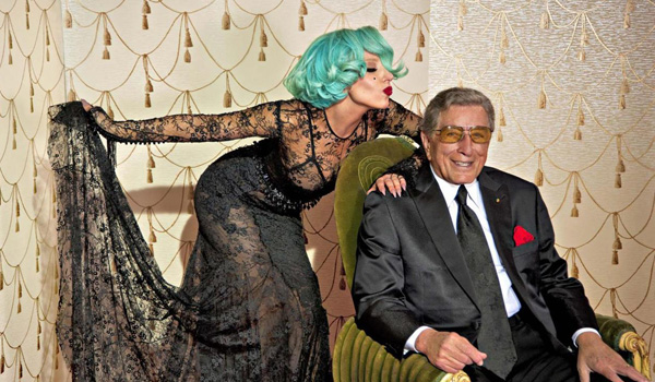 Lady Gaga, Tony Bennett & TOM FORD: The Lady is a Tramp (Video) bennett 