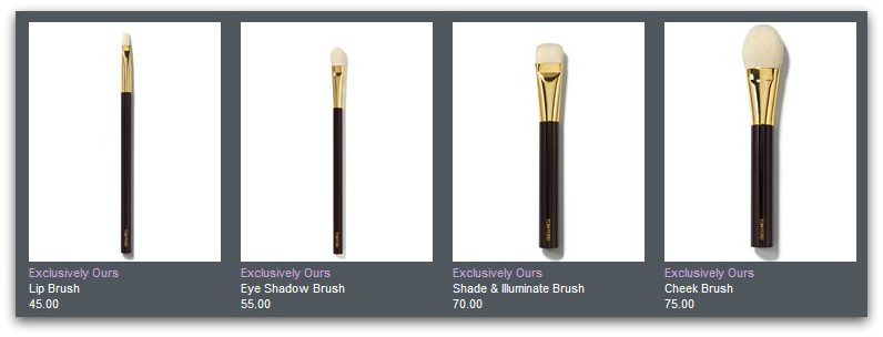 TOM FORD Beauty: Pre Order the Collection in the U.S. TODAY! brushes 