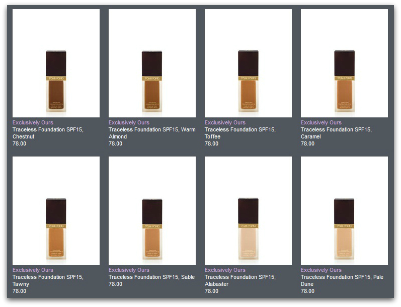 TOM FORD Beauty: Pre Order the Collection in the U.S. TODAY! face 