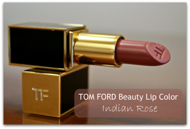 TOM FORD Beauty: Indian Rose Lip Color Review & Swatches featured image