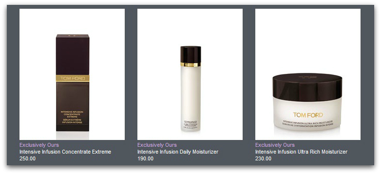 TOM FORD Beauty: Pre Order the Collection in the U.S. TODAY! skin 