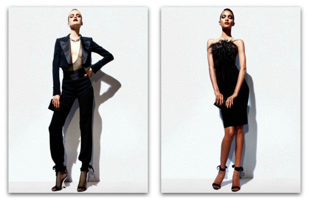 Breaking News: TOM FORD Spring/Summer 2012 Womenswear Collection (Images & Video) Ford ss2012 11 1024x669