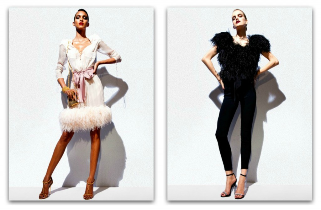 Breaking News: TOM FORD Spring/Summer 2012 Womenswear Collection (Images & Video) Ford ss2012 13 1024x669