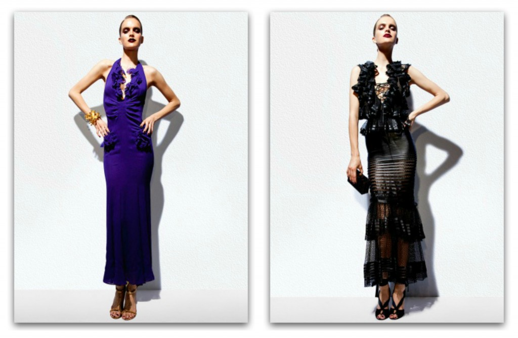 Breaking News: TOM FORD Spring/Summer 2012 Womenswear Collection (Images & Video) Ford ss2012 16 1024x669