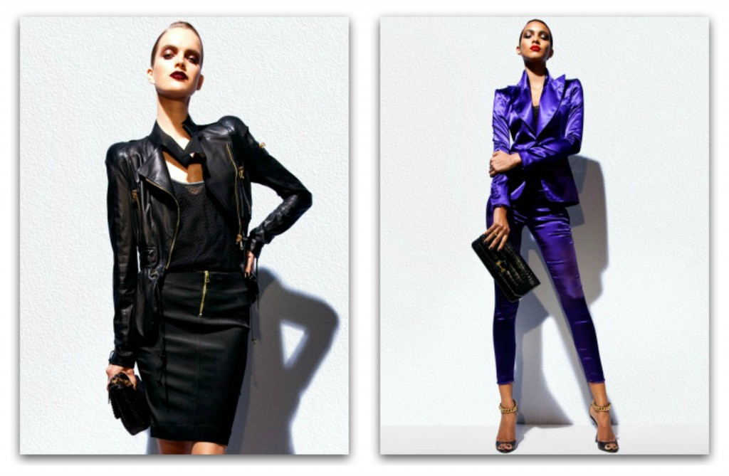 Breaking News: TOM FORD Spring/Summer 2012 Womenswear Collection (Images & Video) Ford ss2012 6 1024x669