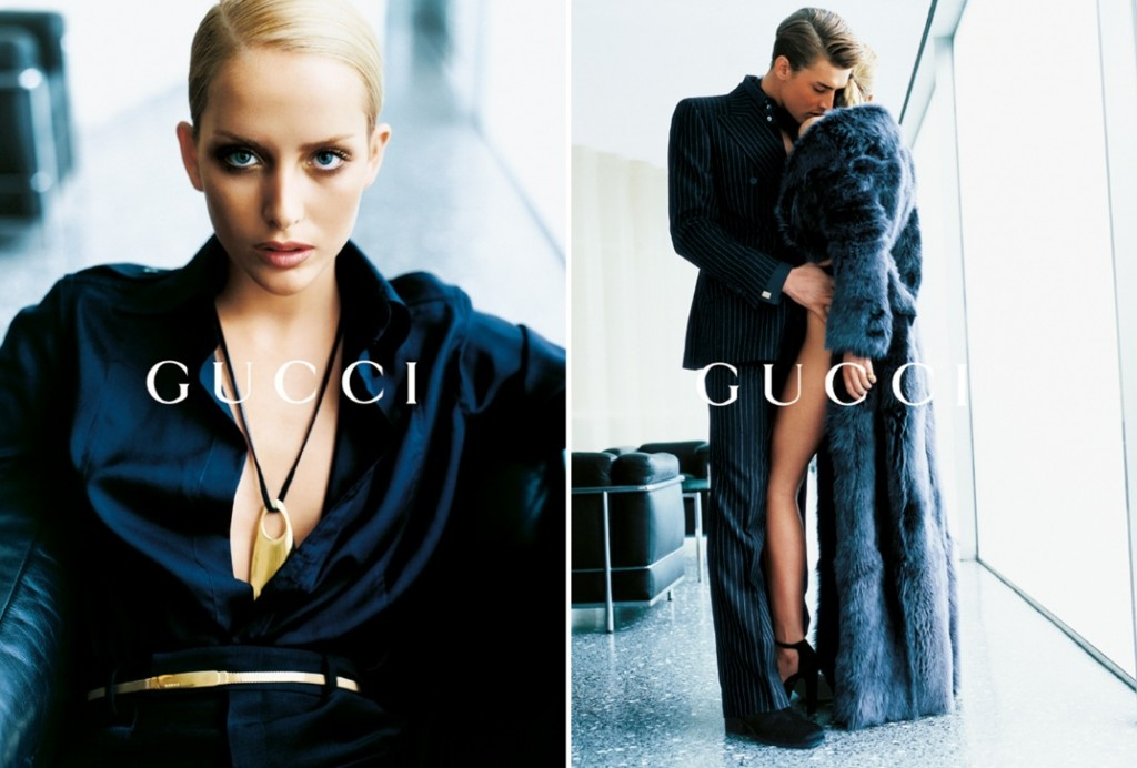 Getting Personal: Thank You, Tom Ford. Gucci Ford Testino Georgina Grenville AW1996 2 1024x692 