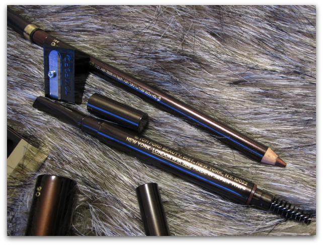 TOM FORD Beauty Teaser: Eye Quads, Blush, Brushes & More brow pencil close