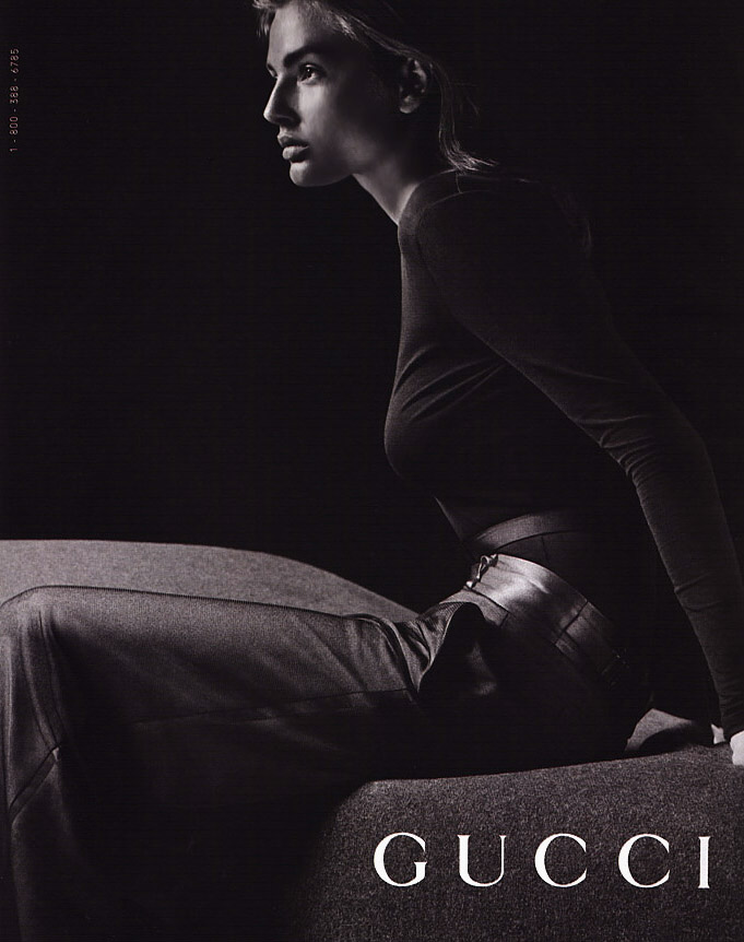 Getting Personal: Thank You, Tom Ford. fw 1998 steven klein 1