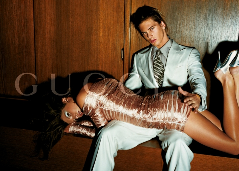 Getting Personal: Thank You, Tom Ford. gucci ford testino ss2003 3