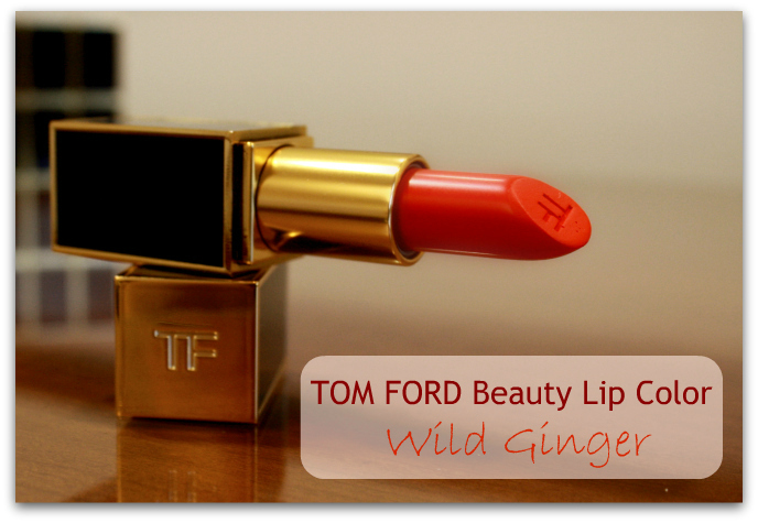 TOM FORD Beauty: Wild Ginger Lip Color Review & Swatches featured image