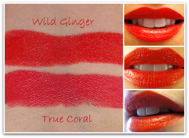 TOM FORD Beauty: Wild Ginger Lip Color Review & Swatches swatches