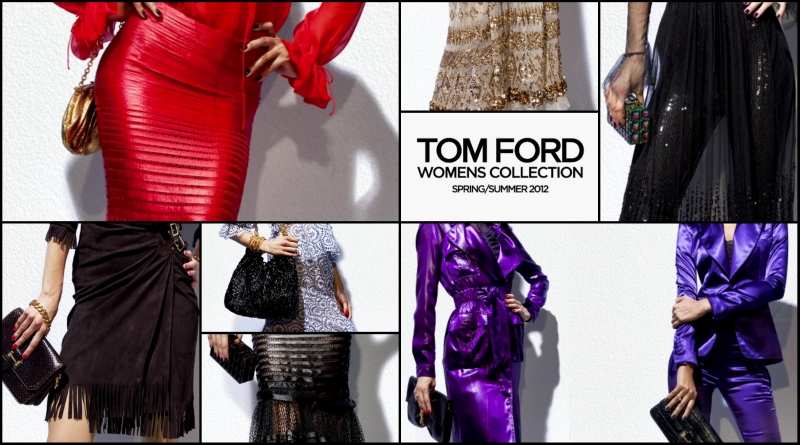 Post image for Breaking News: TOM FORD Spring/Summer 2012 Womenswear Collection (Images & Video)