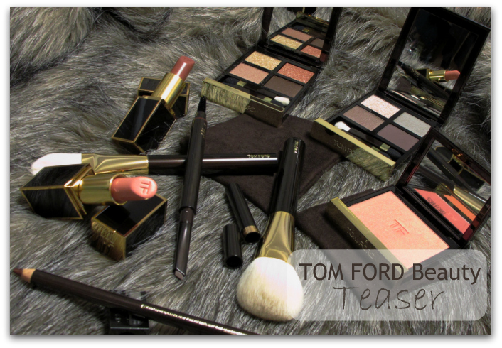 TOM FORD Beauty Teaser: Eye Quads, Blush, Brushes & More tomfordbeauty preview