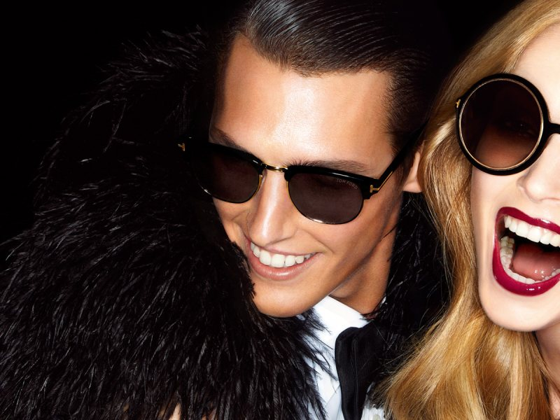TOM FORD S/S 2012 Ad Campaign: Mirte Maas and Mathias Bergh by Tom Ford (UPDATED) tomford6