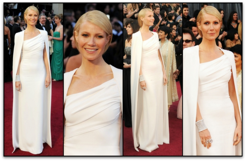 256b764cb58a Gwyneth Paltrow Debuts TOM FORD Autumn Winter 2012 at 84th Annual Academy  Awards