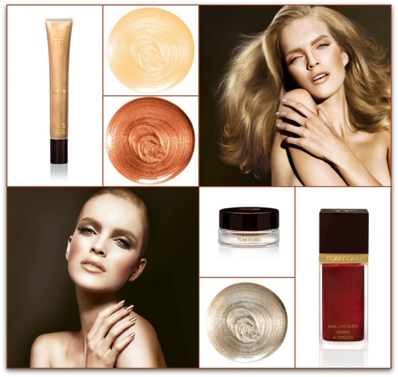 Breaking News: TOM FORD Spring 2012 Metallic Beauty Collection (UPDATED) Tom Ford Spring 2012 Beauty Metallics