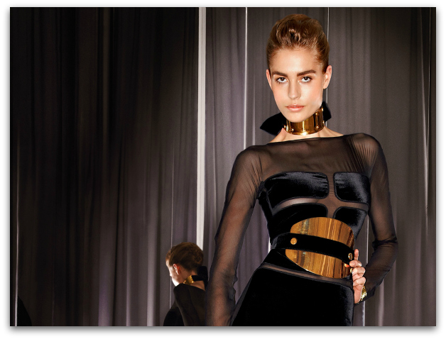 The Official Lookbook: TOM FORD Fall/Winter 2012 Womenswear Collection and Accessories (HQ Images) TOMFORD FallWinter 2012