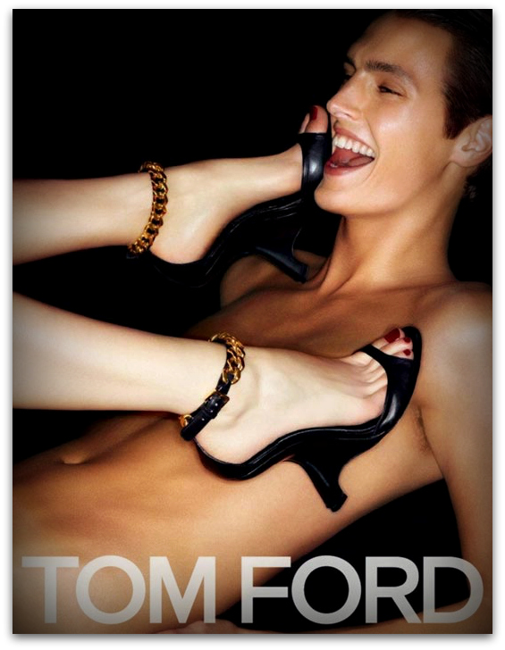 Post image for Shoe Porn: TOM FORD Spring/Summer 2012 Womenswear Collection