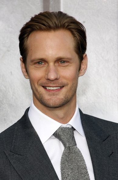 Alexander Skarsgard Wears Tom Ford To Battleship Premiere