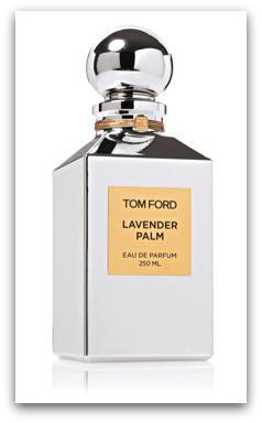 TOM FORDs Lavender Palm: California AND The Adriatic in a Bottle detail 