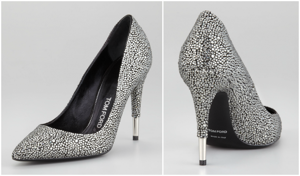 HOT: Buy TOM FORD Shoes and Handbags Online Now! TOM FORD CRYSTAL EMBELLISHED PUMP 1024x602