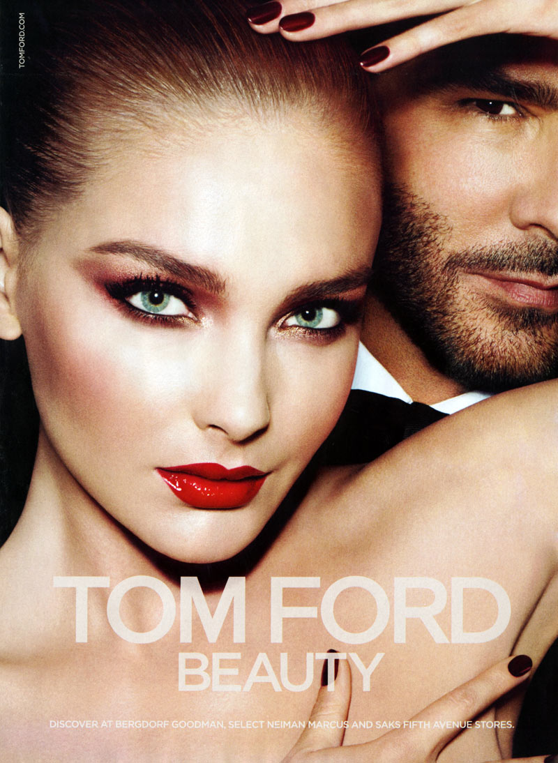 Snejana Onopka for TOM FORD Beauty Fall 2012 tom 1