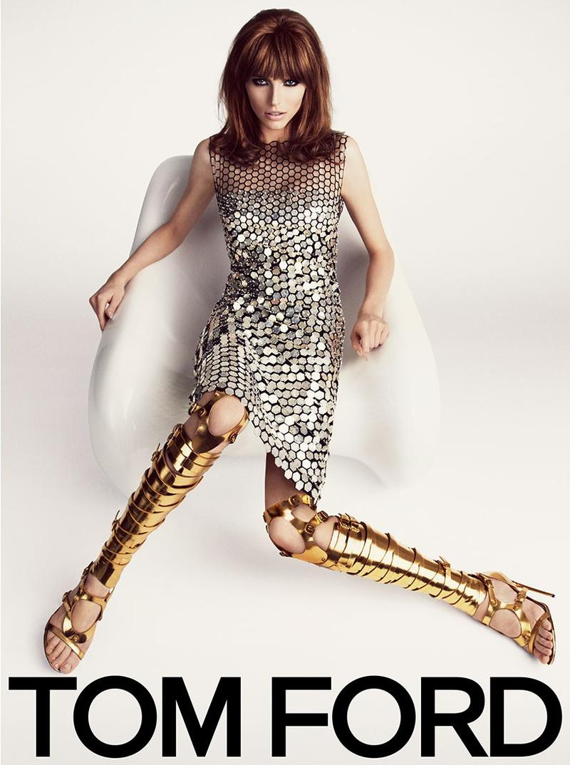 Post image for TOM FORD Spring/Summer 2013 Womenswear Collection: The Shoes