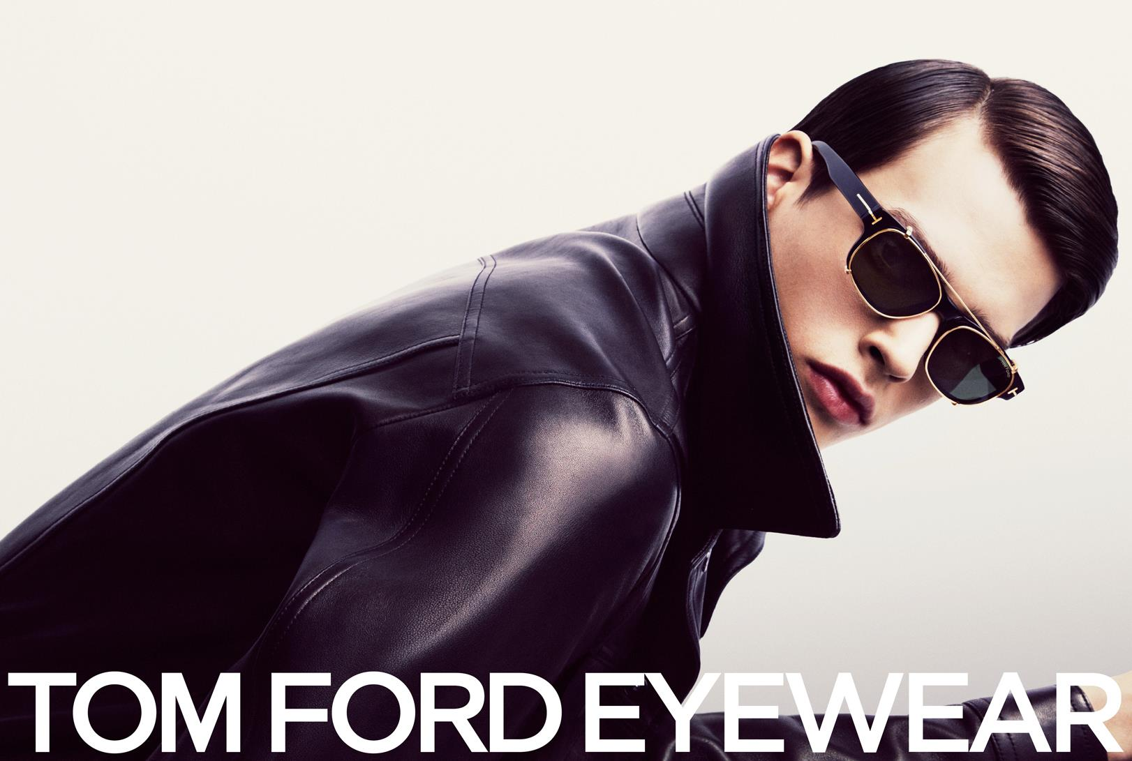 TOM FORD Spring/Summer 2013 Ad Campaign: Karlina Caune and Simon Van Meervenne (Hi Res) TFE SS13 CAMPAIGN 4