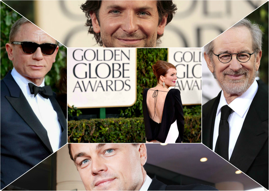 Post image for TOM FORD Shines at the Golden Globes