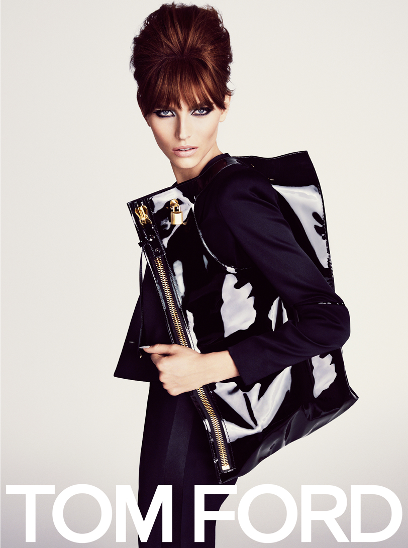 TOM FORD Spring/Summer 2013 Ad Campaign: Karlina Caune and Simon Van Meervenne (Hi Res) W SS13 CAMPAIGN