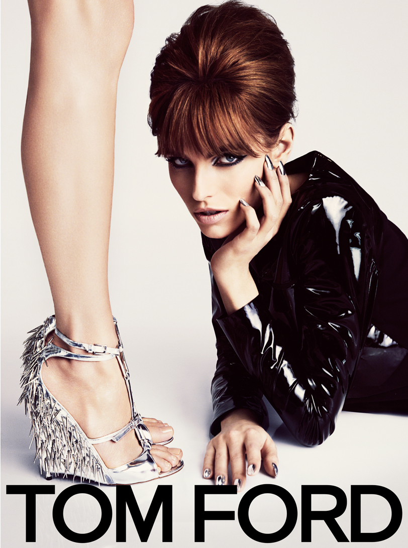 TOM FORD Spring/Summer 2013 Ad Campaign: Karlina Caune and Simon Van Meervenne (Hi Res) W SS13 CAMPAIGN 31