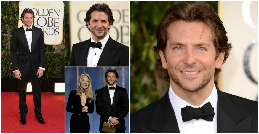 TOM FORD Shines at the Golden Globes bradley cooper Tom Ford GG