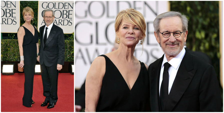 TOM FORD Shines at the Golden Globes steven spielberg tom ford gg