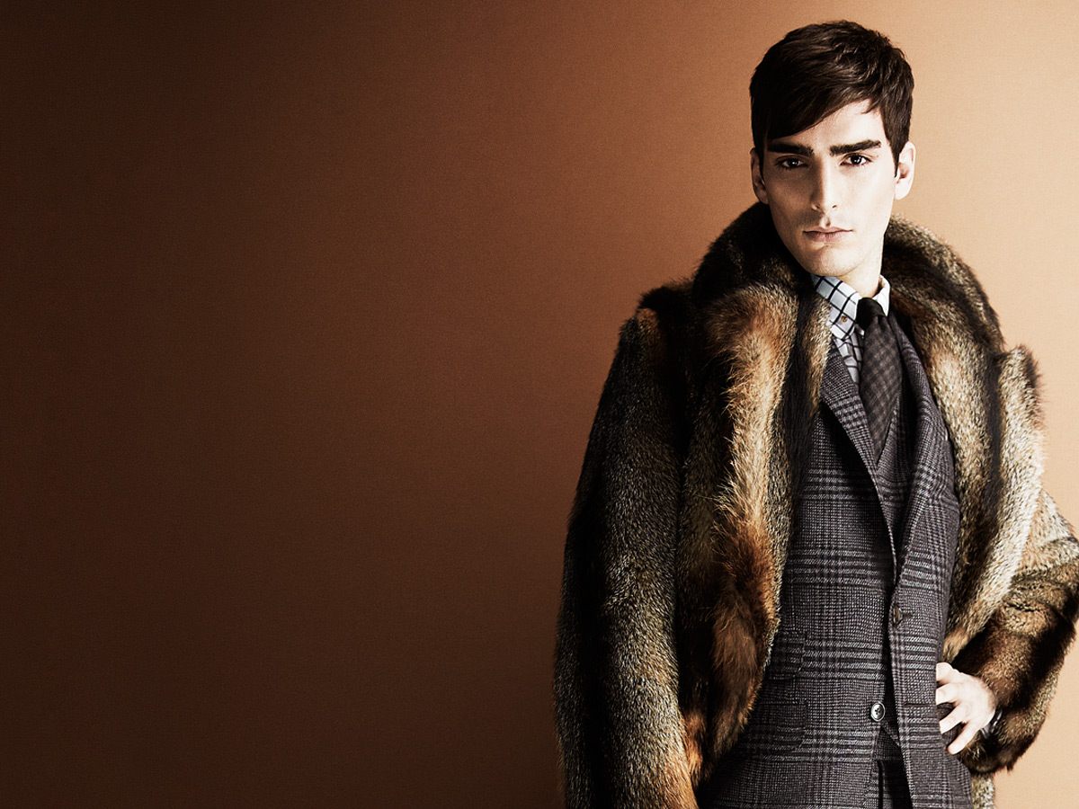 Post image for TOM FORD Fall/Winter 2013 Menswear Collection