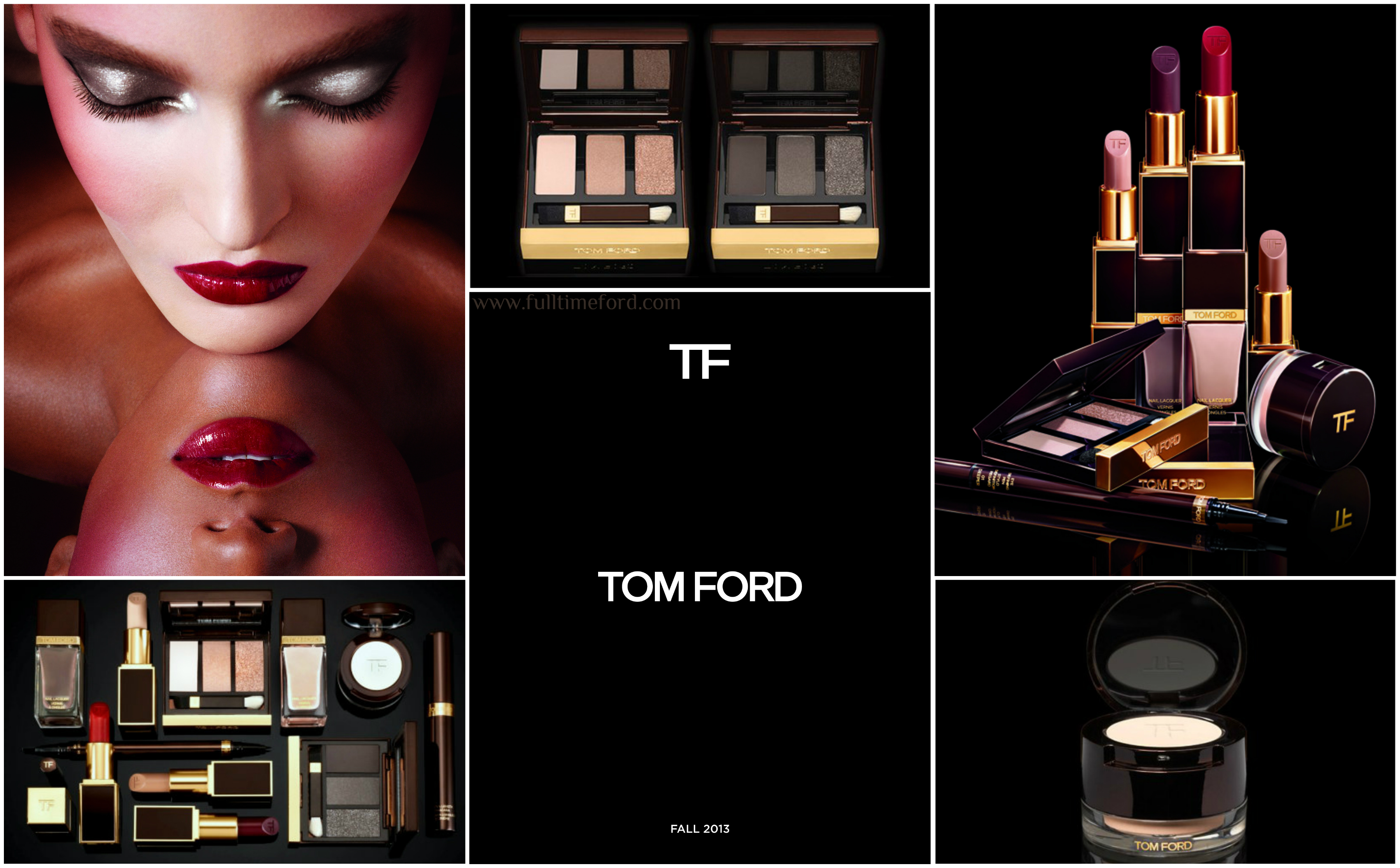 Sneak Peek: TOM FORD Beauty Fall 2013 Collection & Ad Campaign featured image
