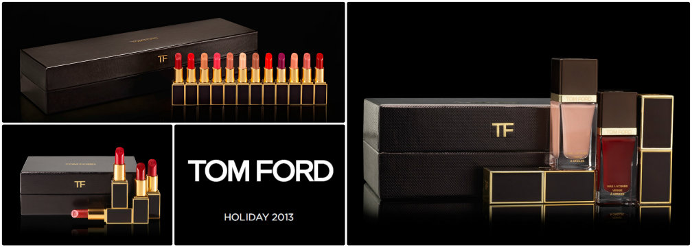 Holiday Gift Guide: TOM FORD Beauty Holiday 2013 Gift Boxes featured image