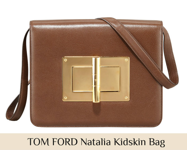 Holiday Gift Guide: Select TOM FORD Handbags 40% Off at Bergdorf TOM FORD Natalia