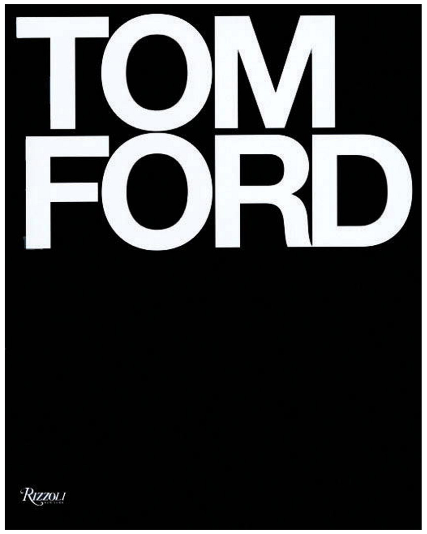 Holiday Gift Guide: TOM FORD Rizzoli Hardcover Book TOM FORD Rizzoli
